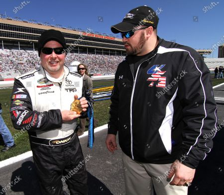 5-6 March 2010, Hampton, Georgia, USA Todd Bodine and Steve Holcomb ©2010, David J. Griffin, USA LAT Photographic