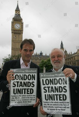Tory MP Mark Field and Labour MP Frank Dobson