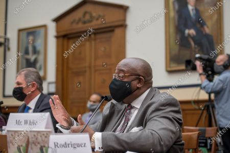 Editorial image of House Committee on Armed Services - Subcommittee on Military Personnel hearing Fort Hood 2020: The Findings and Recommendations of the Fort Hood Independent Review Committee, Washington, District of Columbia, USA - 09 Dec 2020