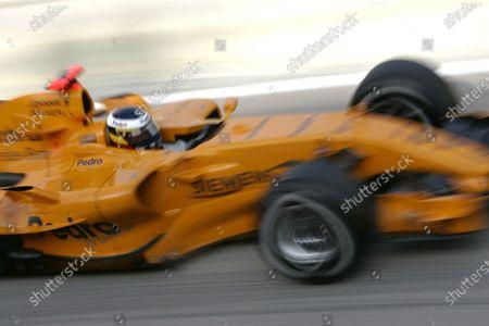 Editorial image of ERC, Formula One Testing - 09 Dec 2020