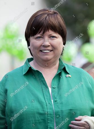 Stock Picture of Irish Health Minister Mary Harney