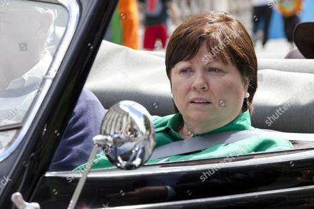 Stock Image of Irish Health Minister Mary Harney