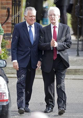 Peter Hain and Rodney Bickerstaffe