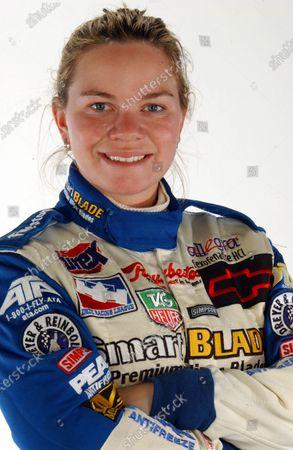 2003 IRL IndyCar Homestead, 28-30 February, 2003, Homestead Miami Speedway, USA Sarah Fisher -2003, Walt Kuhn, USA LAT Photographic
