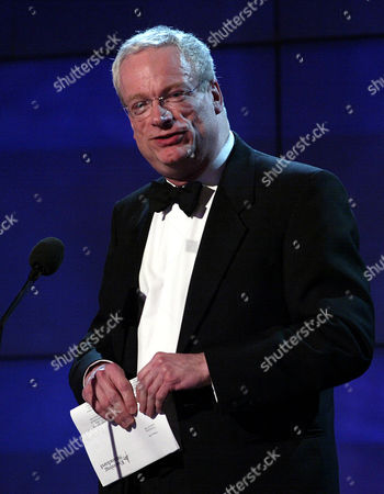 Editorial picture of Chris Smith (now Baron Smith Of Finsbury) At The 2005 Evening Standard British Film Awards.