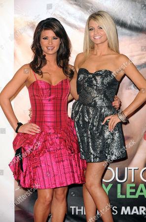 Laura Croft and Angel Porrino