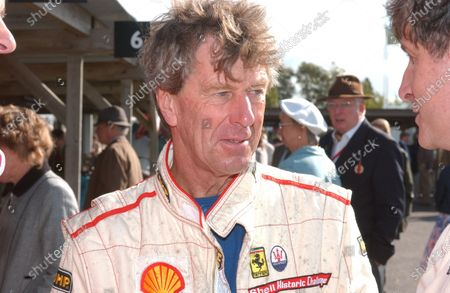 2005 Goodwood Revival Meeting Goodwood, West Sussex. 16th September 2005 Willie Green. World Copyright: Jeff Bloxham/LAT Photographic Digital Image Only