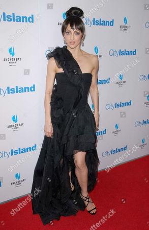 Editorial picture of 'City Island' film premiere, Los Angeles, America - 15 Mar 2010