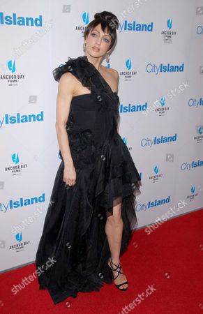 Editorial image of 'City Island' film premiere, Los Angeles, America - 15 Mar 2010