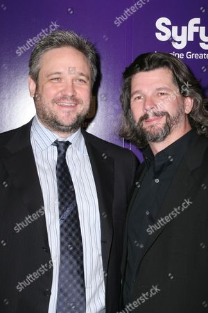 David Eick and Ronald D Moore