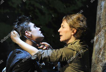 Luke Norris ( Jimmy ) Helen Schlesinger ( Catherine )