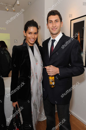 Karim Fayed and wife