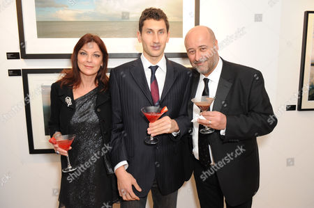 Richard and Susan Young with Karim Fayed