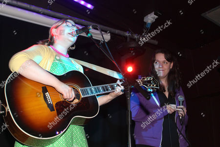 Stock Image of Rebecca Pronsky and Lucy Wainwright-Roche