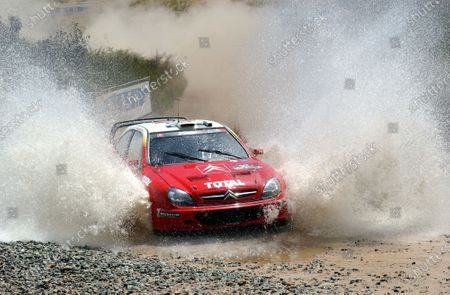 Editorial picture of 2002 World Rally Championship. - 10 Dec 2020
