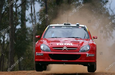 Editorial image of 2002 World Rally Championship. - 10 Dec 2020