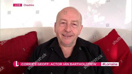 Editorial picture of 'Lorraine' TV Show, London, UK - 10 Dec 2020