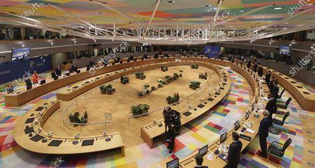 Editorial photo of EU Summit, Brussels, Belgium - 10 Dec 2020