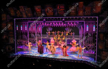 Editorial photo of Panto Back at the Palladium, London, UK - 09 Dec 2020