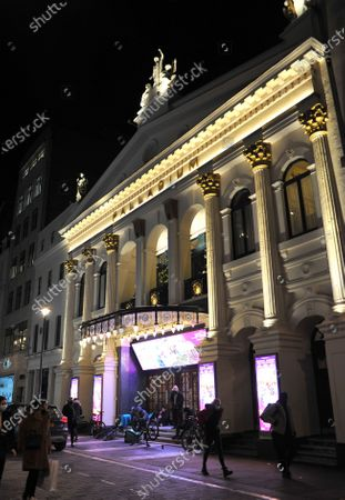 The Palladium Theatre. The cast of Pantoland at the Palladium at the London Palladium. Starring Julian Clary, Elaine Paige, Ashley Banjo & Diversity, Paul Zerdin, Nigel Havers, Gary Wilmot, Charlie Stemp, Jac Yarrow and special guest Beverley Knight Showing from Saturday the 12th of  December2020 until Sunday the 3rd of January 2021.