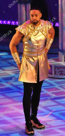 Ashley Banjo at the Palladium The cast of Pantoland at the Palladium at the London Palladium. Starring Julian Clary, Elaine Paige, Ashley Banjo & Diversity, Paul Zerdin, Nigel Havers, Gary Wilmot, Charlie Stemp, Jac Yarrow and special guest Beverley Knight Showing from Saturday the 12th of  December2020 until Sunday the 3rd of January 2021.