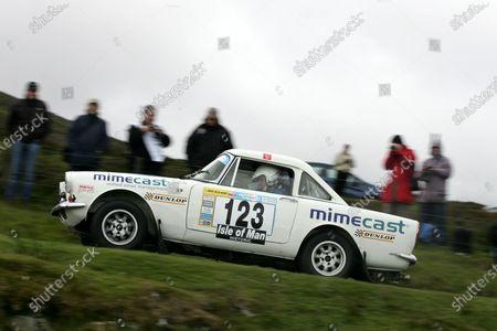 Editorial picture of BRC, MSA British Historic Rally Championship, - 09 Jul 2010