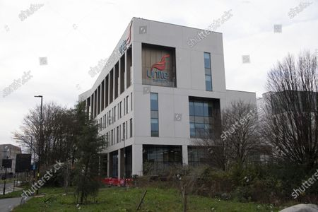 Stock Photo of Cronyism Row Over Union's New Hotel and Conference Centre. Britain's most powerful union chief is embroiled in a cronyism row over a reported £35million property deal. Len McCluskey is under fire from members of his leadership team concerned about a hotel and conference centre being built for the Unite union. A union source claimed officials had refused to answer questions over allegations of spiralling costs and delays at the site in Birmingham. Under construction by the Liverpool-based Flanagan Group, it was initially expected to cost £7million and to open in March.The Birmingham Hotel and Conference Centre complex being build built in Birmingham by the Liverpool construction firm the Flanagan Group