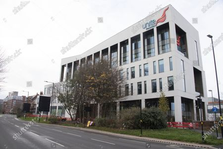 Stock Image of Cronyism Row Over Union's New Hotel and Conference Centre. Britain's most powerful union chief is embroiled in a cronyism row over a reported £35million property deal. Len McCluskey is under fire from members of his leadership team concerned about a hotel and conference centre being built for the Unite union. A union source claimed officials had refused to answer questions over allegations of spiralling costs and delays at the site in Birmingham. Under construction by the Liverpool-based Flanagan Group, it was initially expected to cost £7million and to open in March.The Birmingham Hotel and Conference Centre complex being build built in Birmingham by the Liverpool construction firm the Flanagan Group