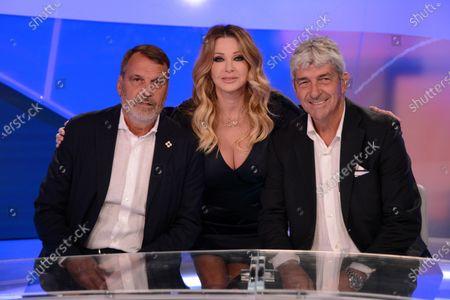 Marco Tardelli, Paolo Rossi, Paola Ferrari