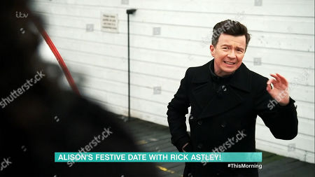 Editorial photo of 'This Morning' TV Show, London, UK - 10 Dec 2020