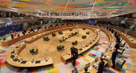 Editorial picture of European Council Summit, Brussels, Belgium - 10 Dec 2020