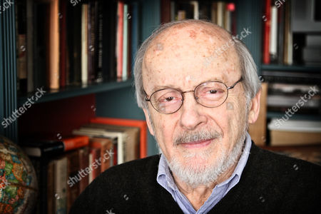 Editorial picture of EL Doctorow at home in Manhattan, New York, America - 17 Jan 2010