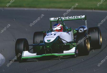 Editorial picture of 2002 British Formula Three Championship, Snetterton, United Kingdom - 10 Dec 2020