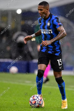 Ashley Young of FC Internazionale