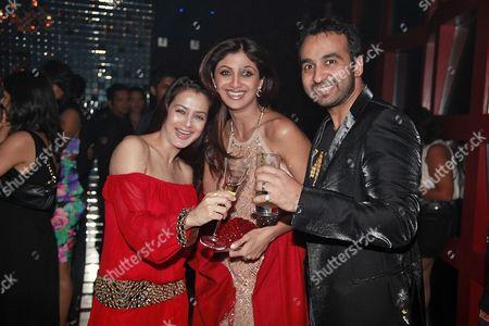 Editorial image of Shilpa Shetty Outside Royalty Club, Bandra, Mumbai, India - 19 Mar 2010