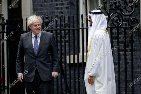 Editorial picture of Abu Dhabi, London, United Kingdom - 10 Dec 2020