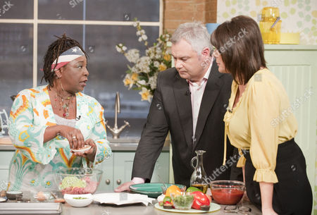 Editorial photo of 'This Morning' TV Programme, London, Britain. - 19 Mar 2010