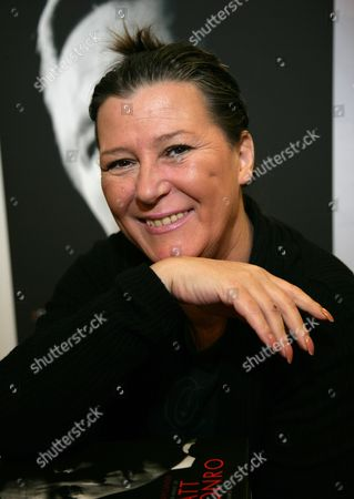 Editorial picture of Michelle Monro 'Singer's Singer, the Life and Music of Matt Monro' book signing at The Bookshop, Southampton, Britain - 19 Mar 2010