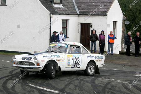 Editorial image of BRC, MSA British Historic Rally Championship, - 09 Jul 2010