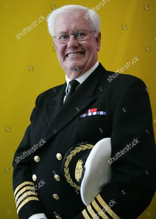 Editorial image of Captain William Wells 'A Sailor's Tales' book launch at Waterstones, Milton Keynes, Britain - 20 Mar 2010
