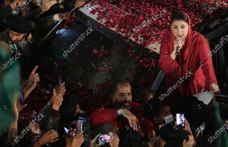 Editorial photo of Anti-government rally in Lahore, Pakistan - 10 Dec 2020