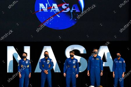 Editorial picture of Pence Space Force, Cape Canaveral, United States - 09 Dec 2020
