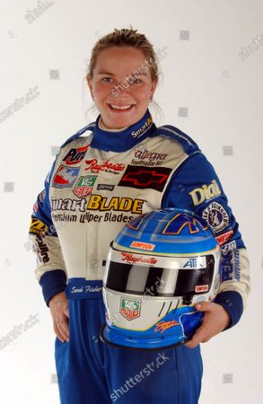 Stock Picture of 2003 IRL IndyCar Homestead, 28-30 February, 2003, Homestead Miami Speedway, USA Sarah Fisher -2003, Walt Kuhn, USA LAT Photographic