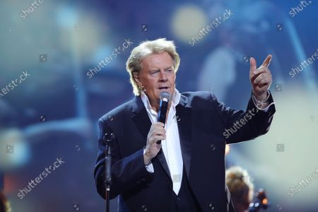 Stock Photo of 10: Howard Carpendale during the 26th Annual Jose Carreras Gala in Leipzig, Germany, 10 December 2020.