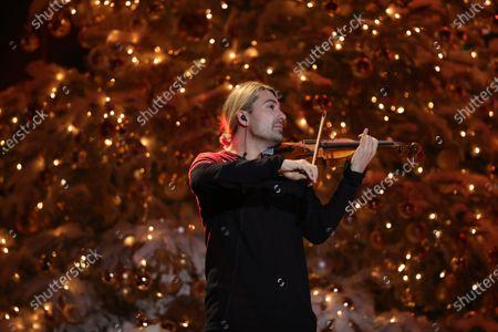 Editorial image of 26th Annual Jose Carreras Gala, Leipzig, Germany - 10 Dec 2020