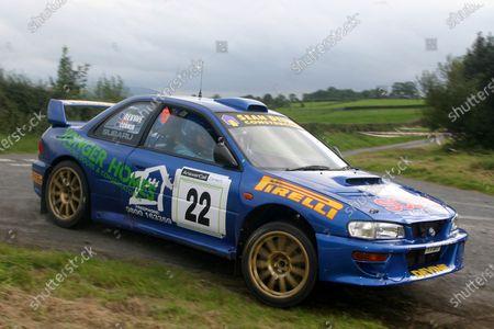 Editorial picture of BRC, 2004 Pirelli British Rally Championship - 04 Sep 2004
