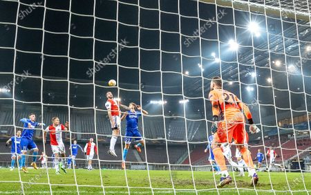 Editorial picture of Wolfsberger AC vs Feyenoord Rotterdam, Klagenfurt, Austria - 10 Dec 2020