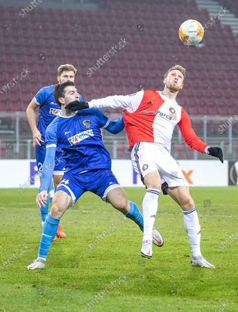 Editorial photo of Wolfsberger AC vs Feyenoord Rotterdam, Klagenfurt, Austria - 10 Dec 2020