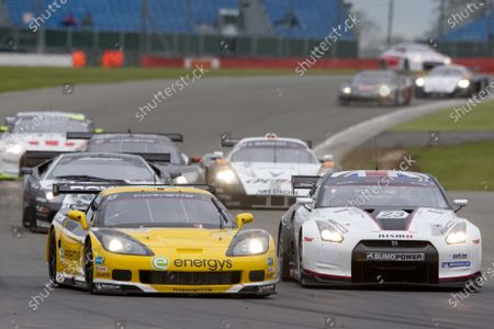 Editorial picture of Endurance, 2010 FIA GT1 Championship, Silverstone, United Kingdom - 02 May 2010