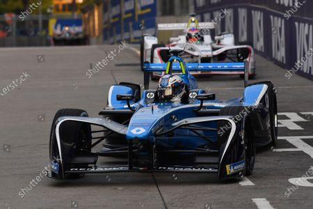 Editorial photo of Formula E, Round 1 - Hong Kong, S.A.R - 02 Dec 2018